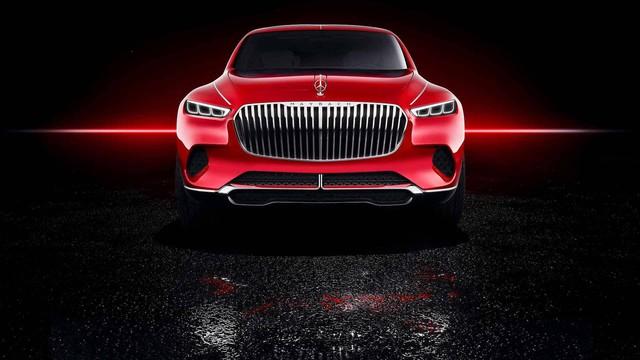 Mercedes-Maybach chính thức ra mắt concept SUV kỳ lạ nhất từ trước tới nay - Ảnh 2.