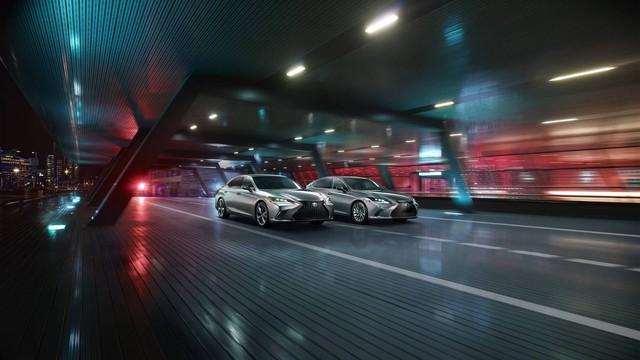 Ra mắt Lexus ES 2019 - Đối trọng mới của Mercedes-Benz E-Class - Ảnh 3.