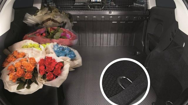 Ford Fiesta Sport Van: Thể thao kết hợp thực tiễn - Ảnh 3.
