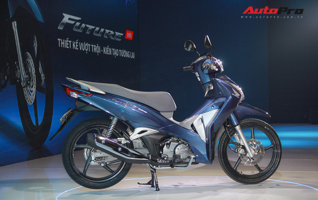 Chi tiết Honda Future 2018 giá từ 30,2 triệu, xe số đầu tiên trang bị đèn pha LED tại Việt Nam - Ảnh 11.