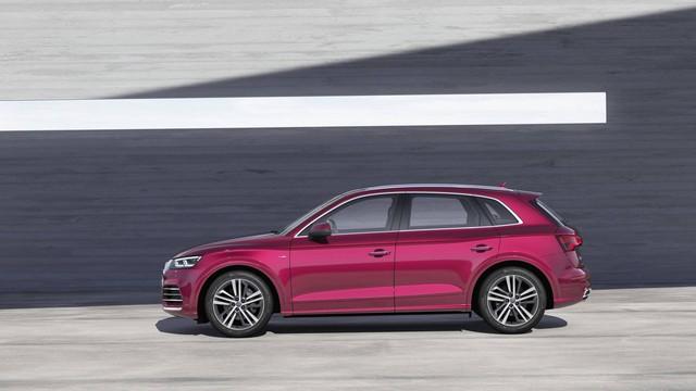 Audi Q5 L ra mắt: SUV sang cho ông chủ ngồi hàng sau - Ảnh 5.