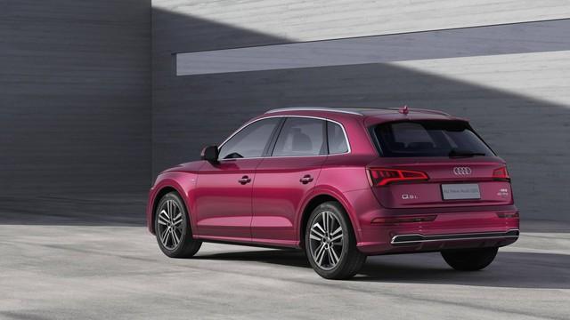 Audi Q5 L ra mắt: SUV sang cho ông chủ ngồi hàng sau - Ảnh 4.