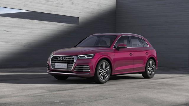 Audi Q5 L ra mắt: SUV sang cho ông chủ ngồi hàng sau - Ảnh 3.