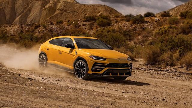 Mua nhanh kẻo lỡ, Lamborghini tính giới hạn sản lượng Urus vì... bán quá chạy - Ảnh 2.