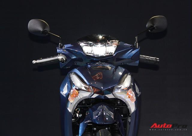Chi tiết Honda Future 2018 giá từ 30,2 triệu, xe số đầu tiên trang bị đèn pha LED tại Việt Nam - Ảnh 3.