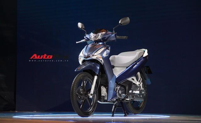 Chi tiết Honda Future 2018 giá từ 30,2 triệu, xe số đầu tiên trang bị đèn pha LED tại Việt Nam - Ảnh 2.