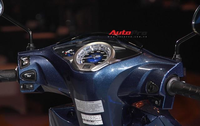 Honda Future 2018 ra mắt với đèn pha LED, giá từ 30,19 triệu đồng - Ảnh 5.
