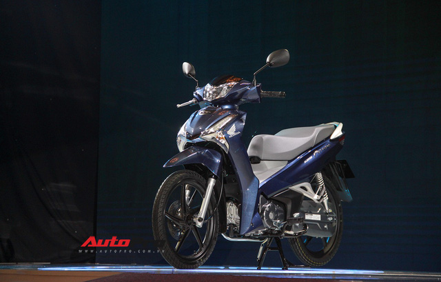 Honda Future 2018 ra mắt với đèn pha LED, giá từ 30,19 triệu đồng - Ảnh 9.