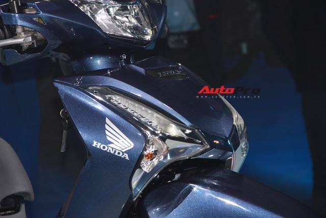 Honda Future 2018 ra mắt với đèn pha LED, giá từ 30,19 triệu đồng - Ảnh 4.