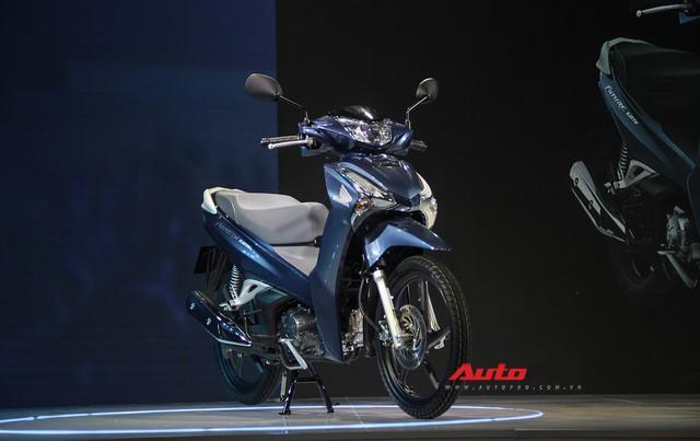 Honda Future 2018 ra mắt với đèn pha LED, giá từ 30,19 triệu đồng - Ảnh 8.