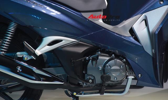 Honda Future 2018 ra mắt với đèn pha LED, giá từ 30,19 triệu đồng - Ảnh 3.