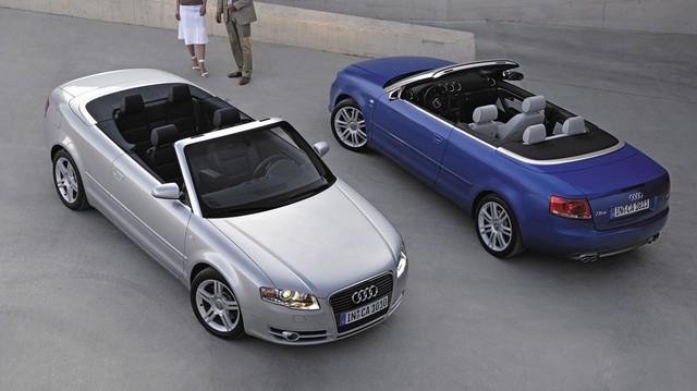 Audi lên kế hoạch ra mắt A1, A4 mui trần