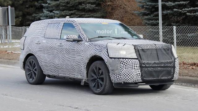 Ford chốt ngày ra mắt Explorer hoàn toàn mới - Ảnh 2.