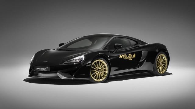 Sau siêu ngựa, siêu bò, giờ có siêu rồng McLaren 570GT Cabbeen Collection - Ảnh 1.