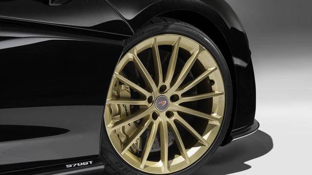 Sau siêu ngựa, siêu bò, giờ có siêu rồng McLaren 570GT Cabbeen Collection - Ảnh 2.