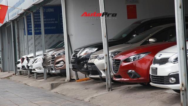 """Điểm mặt những """"thánh địa"""" xe đã qua sử dụng tại Hà Nội"""