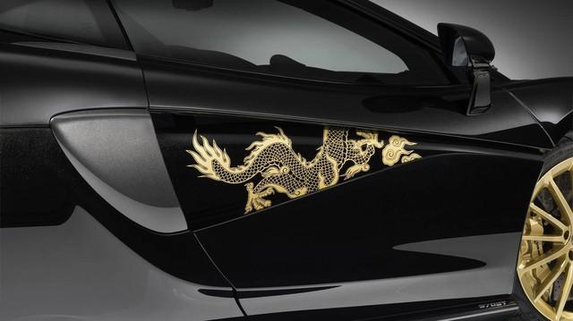 Sau siêu ngựa, siêu bò, giờ có siêu rồng McLaren 570GT Cabbeen Collection