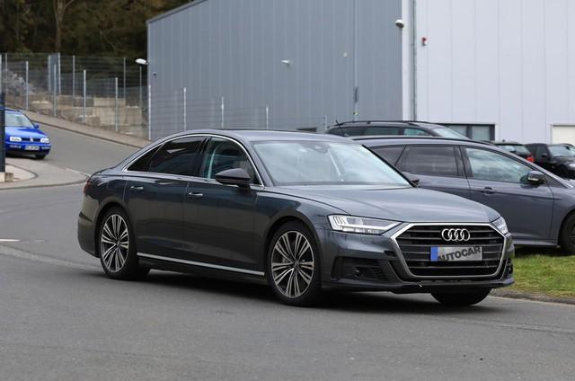 Audi S8 sắp ra mắt với động cơ V8 lấy từ Porsche Panamera Turbo - Ảnh 3.