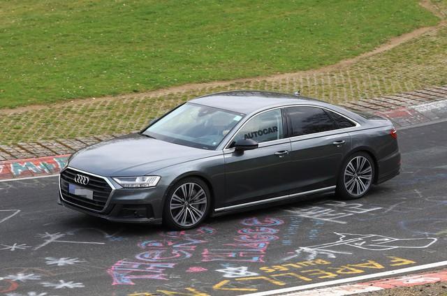 Audi S8 sắp ra mắt với động cơ V8 lấy từ Porsche Panamera Turbo - Ảnh 5.