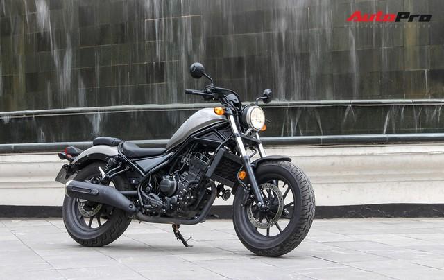 Honda sẽ khai trương showroom xe mô tô phân khối lớn và bán thêm xe mới trong tháng 5 - Ảnh 3.