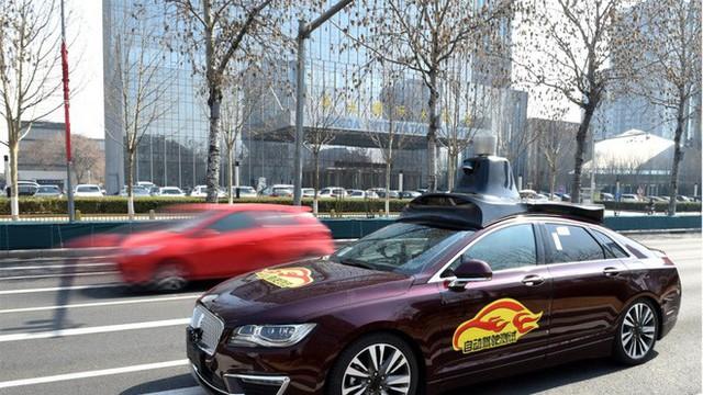 Những gã khổng lồ công nghệ Trung Quốc thờ ơ với triển lãm ô tô truyền thống - Ảnh 1.
