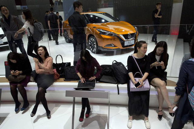 Những gã khổng lồ công nghệ Trung Quốc thờ ơ với triển lãm ô tô truyền thống - Ảnh 2.