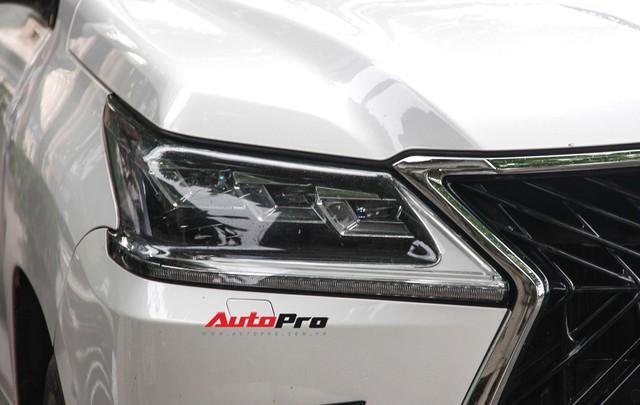 Lexus LX570 độ bản Super Sport giá hơn 10 tỷ của dân chơi Lạng Sơn tại Hà Nội - Ảnh 9.