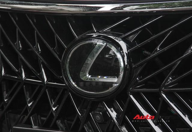 Lexus LX570 độ bản Super Sport giá hơn 10 tỷ của dân chơi Lạng Sơn tại Hà Nội - Ảnh 7.
