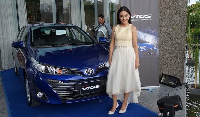Toyota Vios bản nâng cấp mới âm thầm xuất hiện tại Việt Nam - Ảnh 2.