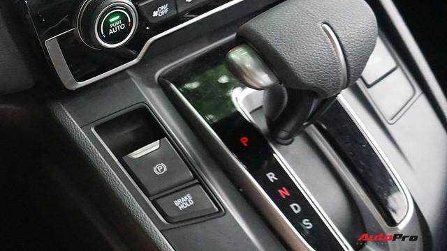 Hướng dẫn kích hoạt phanh đỗ điện tử tự động sau khi tắt máy trên Honda CR-V 2018 - Ảnh 5.