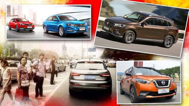 Những hãng xe thành công nhất Trung Quốc