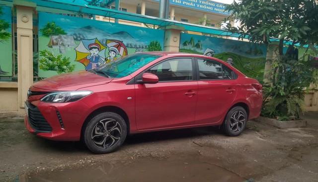 Toyota Vios bản nâng cấp mới âm thầm xuất hiện tại Việt Nam - Ảnh 1.