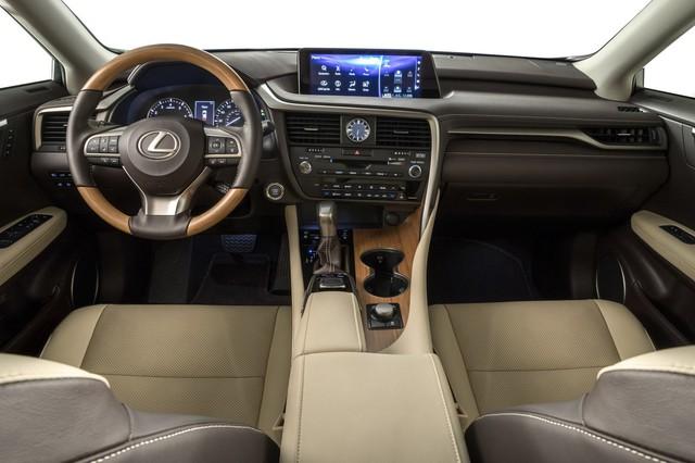 Lexus RX350L 2018 được chào bán giá gần 5 tỷ đồng tại Việt Nam - Ảnh 7.
