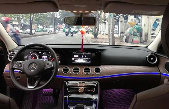 Lăn bánh hơn 12.000km, Mercedes-Benz E200 2017 được bán lại với giá 1,86 tỷ đồng - Ảnh 7.
