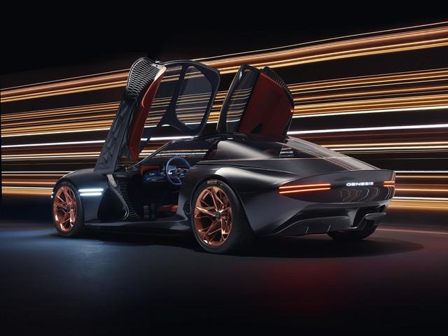 Nhận phản hồi tốt, Genesis chuẩn bị bật đèn xanh sản xuất siêu xe - Ảnh 2.