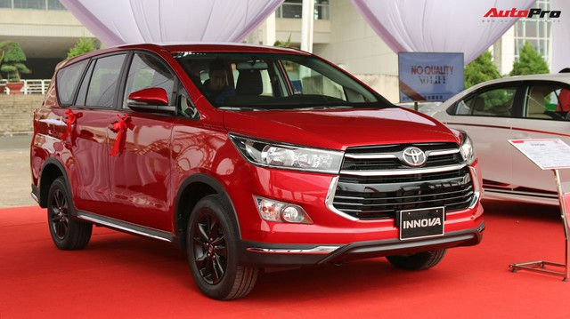 Từ tháng 4, khách mua xe Toyota Innova nhận được ưu đãi mới
