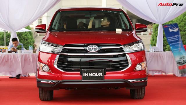Từ tháng 4, khách mua xe Toyota Innova nhận được ưu đãi mới - Ảnh 1.