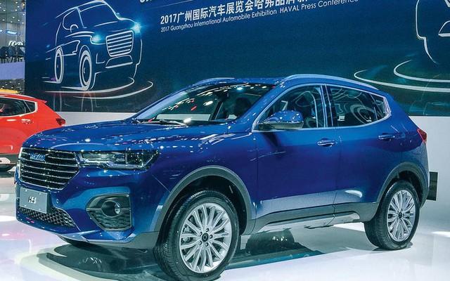 10 dòng xe bán chạy nhất Trung Quốc trong năm 2017: Vị trí số 1 bất ngờ - Ảnh 9.