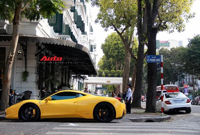 Siêu xe và xe sang xuống phố dịp nghỉ lễ 30/4 - 1/5 tại Hà Nội - Ảnh 24.