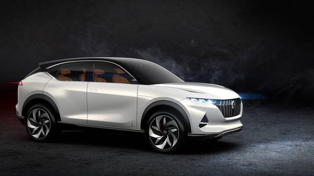 Pininfarina K350 Concept: Chuẩn SUV trong tương lai