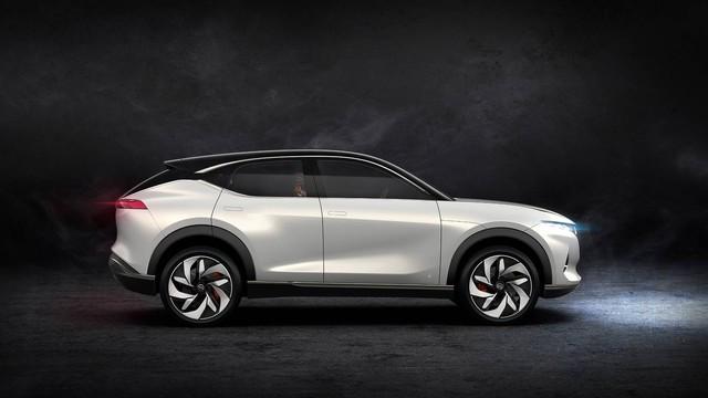 Pininfarina K350 Concept: Chuẩn SUV trong tương lai - Ảnh 3.