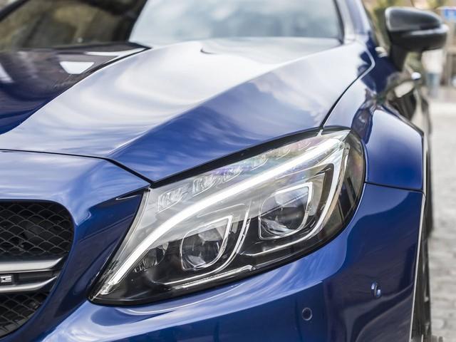Đây là cách phân biệt Mercedes-AMG C63 2018 vs 2019 - Ảnh 3.
