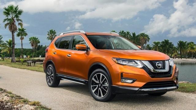 Nissan X-Trail bất ngờ bán vượt Toyota Camry tại Mỹ - Ảnh 8.