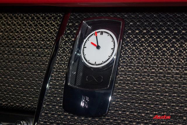 Bên trong Rolls-Royce Wraith Black Badge thứ 2 tại Việt Nam có gì? - Ảnh 14.