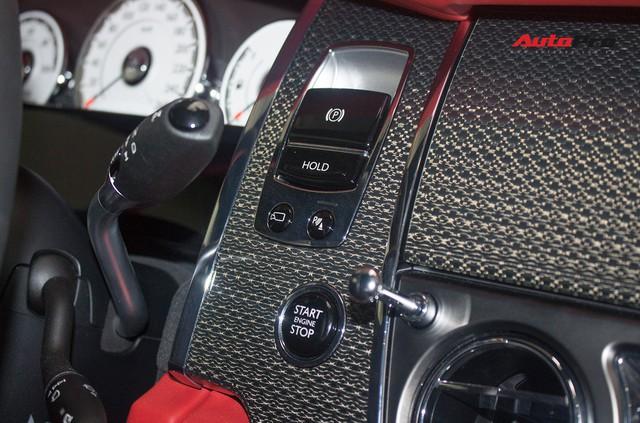 Bên trong Rolls-Royce Wraith Black Badge thứ 2 tại Việt Nam có gì? - Ảnh 17.