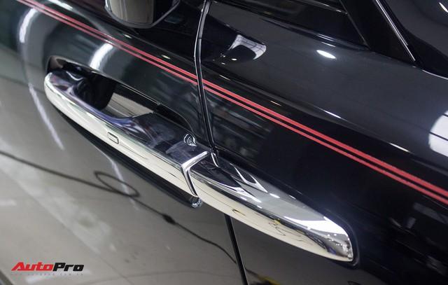 Bên trong Rolls-Royce Wraith Black Badge thứ 2 tại Việt Nam có gì? - Ảnh 5.