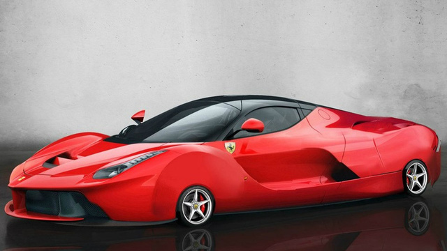 [Ảnh hài hước] Ô tô sẽ trông như thế nào nếu sở hữu bánh xe tí hon? - Ảnh 10.