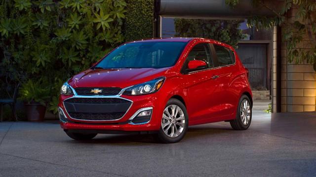 Chevrolet nâng cấp nhẹ Spark, Cruze 2019, nội thất hiện đại hơn - Ảnh 2.