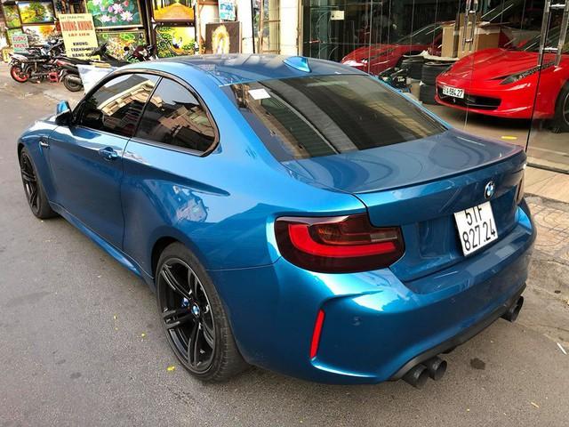 Cường đô-la tậu BMW M2, riêng tiền độ xe ngang ngửa một chiếc Kia Morning - Ảnh 4.