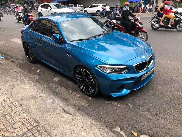 Cường đô-la tậu BMW M2, riêng tiền độ xe ngang ngửa một chiếc Kia Morning - Ảnh 1.